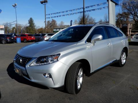 Pre-Owned 2013 Lexus RX 350 Base 4 Door Wagon