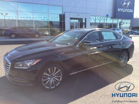 Pre-Owned 2015 Hyundai Genesis 5.0 Ultimate 4 Door Sedan