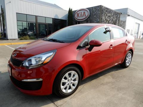 Pre-Owned 2017 Kia Rio LX 4 Door Sedan