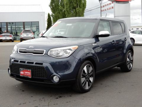 Pre-Owned 2015 Kia Soul ! (Exclaim)