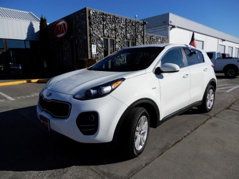 Pre-Owned 2017 Kia Sportage LX 4 Door Wagon