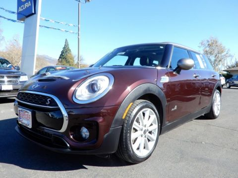 Pre-Owned 2017 MINI Clubman Clubman
